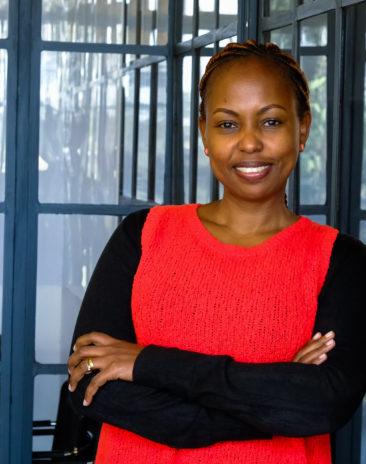 Justine Nzyoka