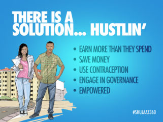#Shujaaz360 KENYA 2017 State of the Youth Report: Part 4 'The Shujaaz Solution: hustling'